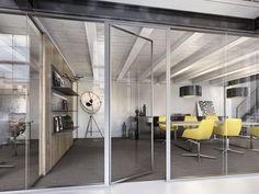 Lama - Office Walls, Sliding Doors, Swing Doors, Pocket Doors   Modernus