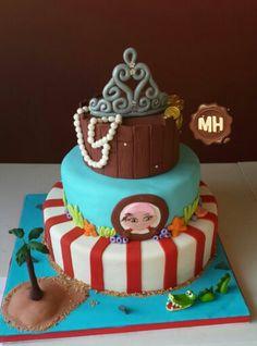 Piratas cake ..torta pirata