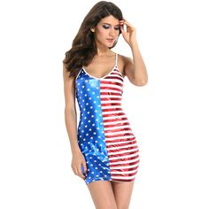 American Flag Dress for Women | American-Apparel-2014-Summer-Women-Casual-Short-American-Flag-Dress ...