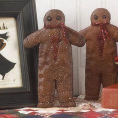 Primitive Gingerbread Boy