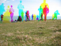 Get your color on with the Harris Shutter Effect - Lomography