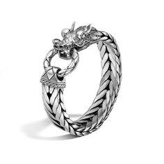Legends Naga Dragon Head Bracelet