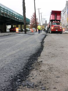 Downtown Shelton's Canal Street getting new asphalt | Shelton Herald