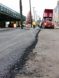 Downtown Shelton's Canal Street getting new asphalt | Shelton Herald