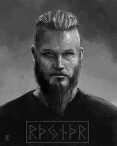 Ragnar Lothbrok from Vikings
