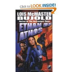 """Ethan of Athos"" by Lois McMaster Bujold - recommended by Alisa in Episode 20"