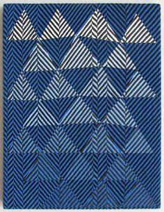 Art | Optical Textiles | Pattern People | Surface Design + Inspiration
