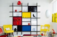 Mondrian inspired - Constructivism/ De Stijl movement