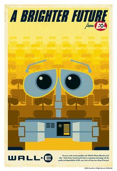 Wall-e, love that there is no dialogue for the first half. Makes the kid think more... I hope!