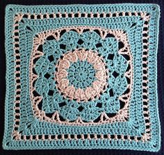 Ravelry: In a Spin Sampler Throw CAL