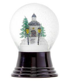 Another great find on #zulily! Perzy Silent Night Snow Globe #zulilyfinds