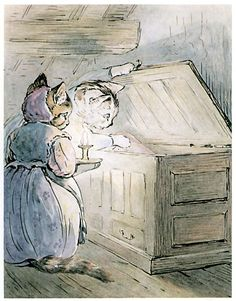 The Tale of Samuel Whiskers - Searching for the kittens