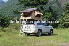 1-2 Person Tent Type Roof Top Tent With Skylight