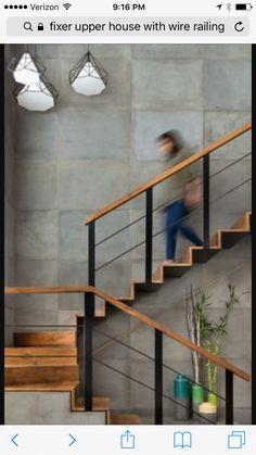 Gallery of The Open House / STUDIO Nishita Kamdar 7 Modern Stairs Gallery House Kamdar Nishita open Studio Black Stair Railing, Black Stairs, Open Stairs, Stair Railing Design, Metal Stairs, Staircase Railings, Floating Stairs, Stairways, Railing Ideas