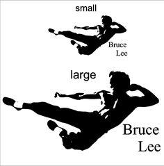 Bruce lee - tattoo - be like water