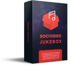 http://flashreviewz.com/socivideo-jukebox-review/ In general, SociVideo Jukebox is a posting app that auto-fills its own queue & turns any biz into a high-value, traffic pulling agency. In detail, it allows you to create social media queues that 'schedule themselves' smartly to post over and over again on your Facebook or Twitter whenever you like on total autopilot… giving your audience a mix of unique (or curated) articles, videos, images, cinemagraphs, and more that add value without…