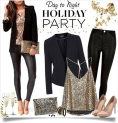 0549762745 5 Last-Minute NYE Outfits (Made Up Of Things You Already Have!)