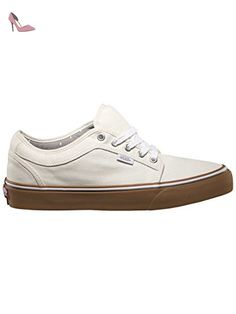 140997df05c2c Vans Chukka Low Canvas White Gum 13uk - Chaussures vans ( Partner-Link