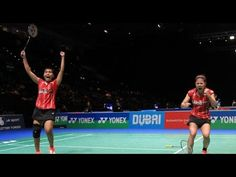 YONEX SUNRISE India Open 2016 - Badminton QF - Greysia Polli/Nitya K.M. vs Yu Yang/T. Yuanting - YouTube