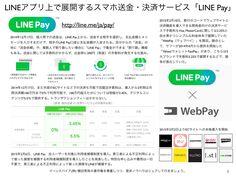 スマホ送金・決済サービスLINE Payが狙うLINEのネット通販 http://yokotashurin.com/sns/line-pay.html