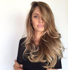 Curly Hair Styles, Natural Hair Styles, Hair Game, Balayage Hair, Bronde Haircolor, Great Hair, Gorgeous Hair, Hair Looks, Healthy Hair