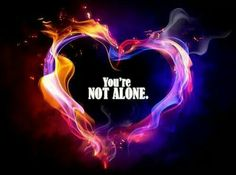 You are not alone♡