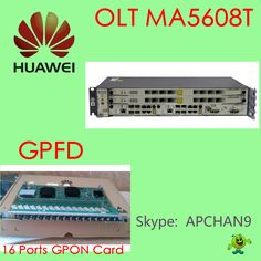 #HUAWEI GPON OLT in promotions#  ^_^ ^_^ MA5680T with 16 ports GPON card, #2100USD MA5683T with 16 ports GPON card, #2130USD MA5608T with 16 ports GPON card, #2450USD Welcome to contact us and enjoy our promotions.  @Skype: APCHAN9
