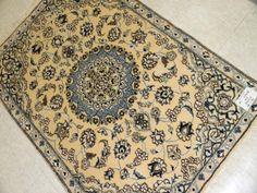 明るいキャメル色の玄関絨毯手織りペルシヤ55098、玄関じゅうたんドアラグマットペルシヤ
