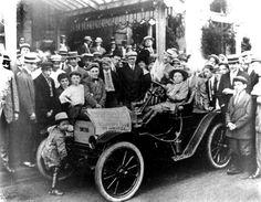 Tillman County Chronicles: Abernathy Automobile Route, 1910