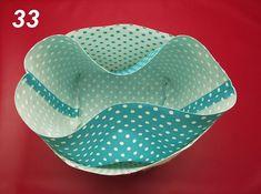 Fler BLOG | U Ajky / Šití pro začátečníky - košíček Vide Poche, Couture, Bucket Hat, Blog, Bento, Ideas, Handmade Crafts, Creative Crafts, Hampers