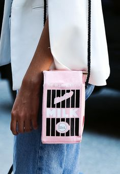 Best Street Style Shoes and Bags at Fashion Week Spring 2015   POPSUGAR Style & Trends