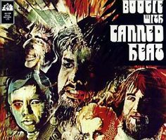 """Released on January 21, 1968, """"Boogie with Canned Heat"""" is the second album by Canned Heat. It includes  the well-known """"On the Road Again"""" TODAY in LA COLLECTION on RVJ >> http://go.rvj.pm/6ku"""