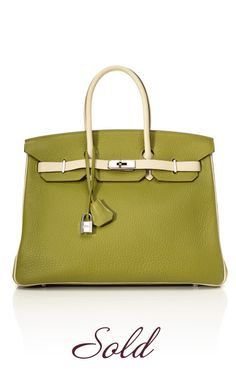 You know, if I could drop 16K on a bag... this color is rad. @Moda Operandi