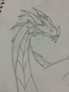 Dragon -Malia Phelps