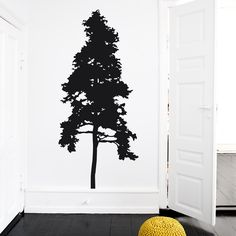 Timber Wall Sticker
