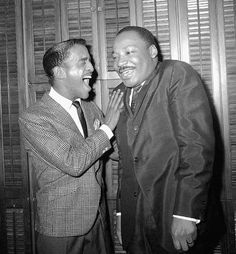 Sammy Davis Jr. & Martin Luther King Jr.--decaying hollywood mansion's