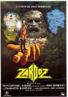 zardoz movie poster - Google Search