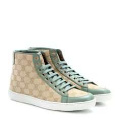 mytheresa.com - Brooklyn high-top sneakers - sneakers - shoes - Luxury Fashion for Women / Designer clothing, shoes, bags