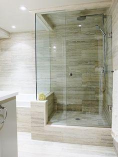 Shower Enclosures That Look Like Tile