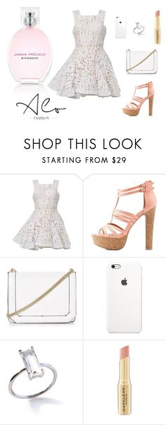 """""""ootd givenchy"""" by alofashionn on Polyvore featuring moda, Alex Perry, Charlotte Russe, Alo, Topshop y Napoleon Perdis"""