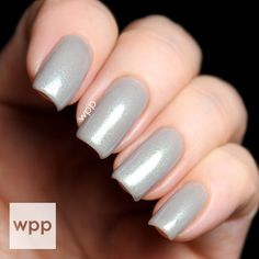 Polished by KPT Paris & Me Collection: Cloudy Days Go Away