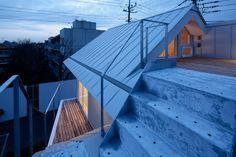 ikeda yukie architects: shakujii- Y house