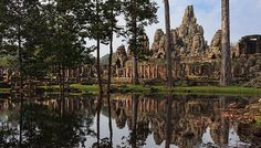 A photo essay on the temples of Angkor near Siem Reap, Cambodia.