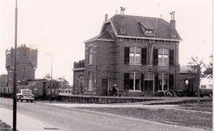 Traject van de RTM op Goeree-Overflakkee (Collectie RTM Museum)