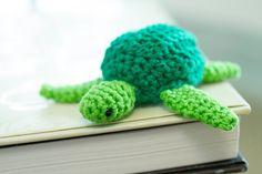 Mini Turtle Rattle  - Babies - Cute - Mini - Crochet - Turtles - Toys - Handmade - Rattle Crochet Penguin, Crochet Turtle, Christmas Bunting, Christmas Lights, Mini Turtles, Bunting Garland, Eye Make, Paper Beads, Amigurumi Toys