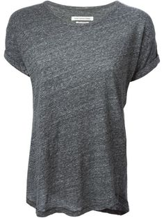 ___isabel marant etoile __laura t-shirt anthracite _100% cotton _96 euro