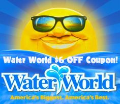 Water World north of Denver - Save $6 on tickets!