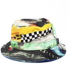 AKOO - Venture Cup Reversible Bucket Hat