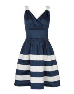 Image result for nautical bridesmaid dress