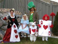 Disfraces para familias y grupos